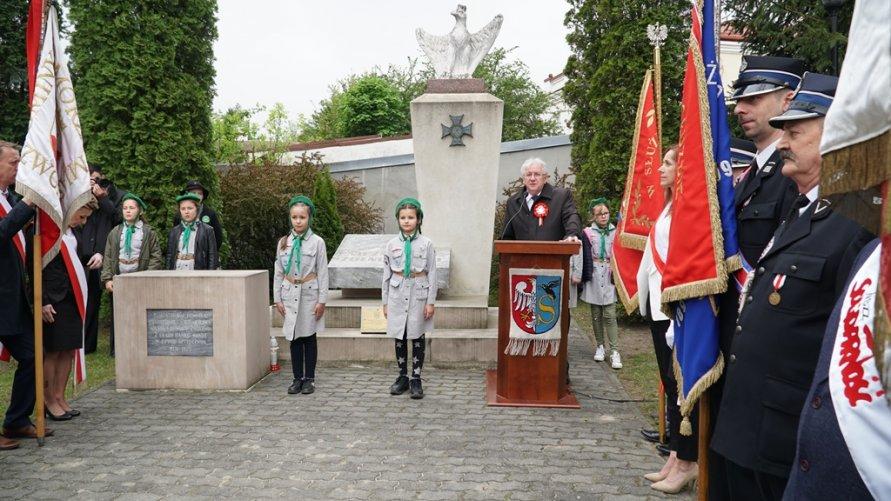 Uroczyste obchody Święta Konstytucji 3 Maja w Zwoleniu