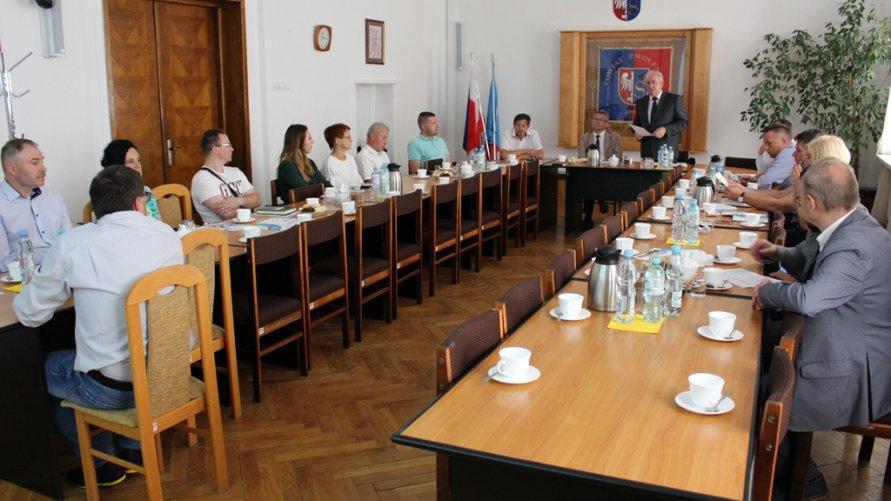 Rozmawiali o nowych możliwościach dla przedsiębiorców – powiat zwoleński w Specjalnej Strefie Ekonomicznej