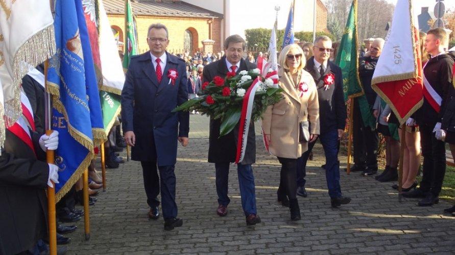 Powiat zwoleński świętował 100-lecie odzyskania przez Polskę Niepodległości