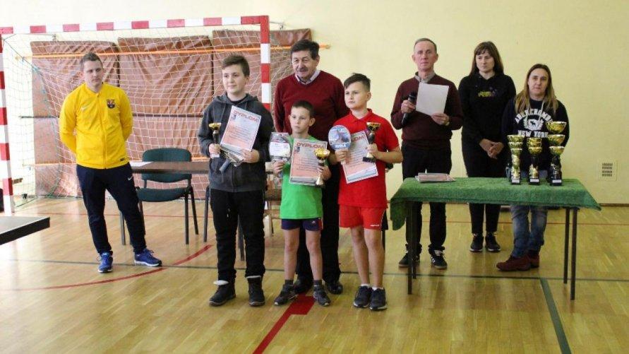 XXI Otwarty Turniej Tenisa Stołowego o Puchar Starosty Zwoleńskiego